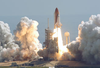 Space Shuttle Discovery 2005
