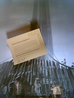 Limited Edition Half-Life 2: Signed Combine Wall Lithograph
