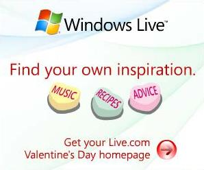 windowslive_valentines News