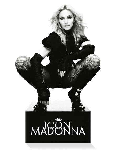 Madonnas Sticky & Sweet Tour