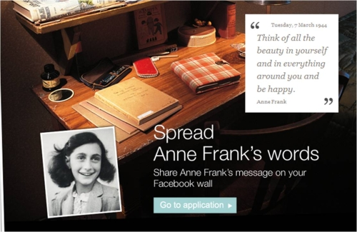 Virtual 3D Tour of Anne Frank House 'Secret Annex' in Amsterdam