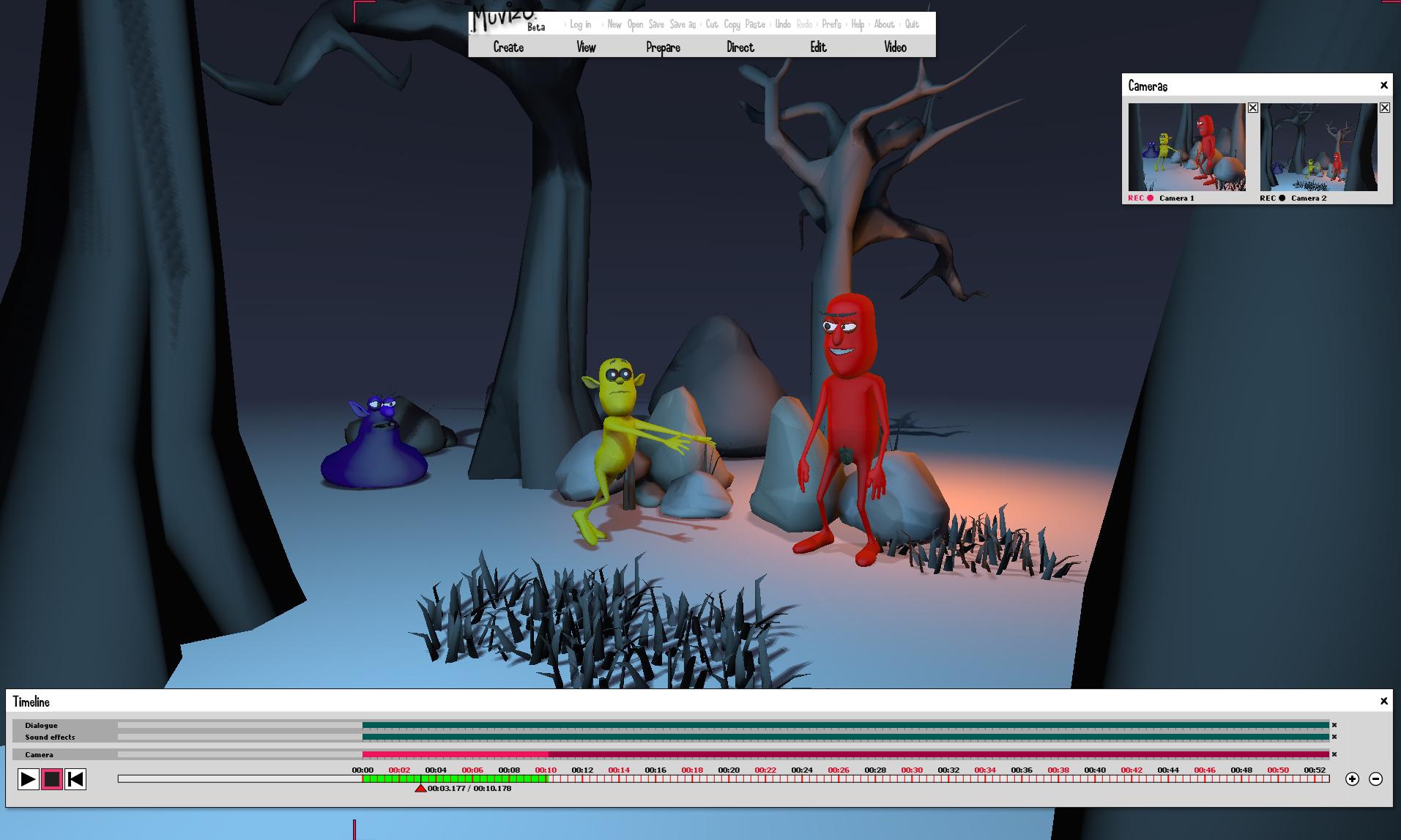 Animation desk creare cartoni animati su android ios mac e pc