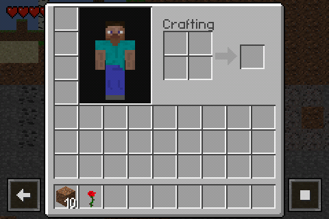 Minecraft Clone - Crafted